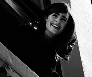 lily collins, city of bones, and black and white image