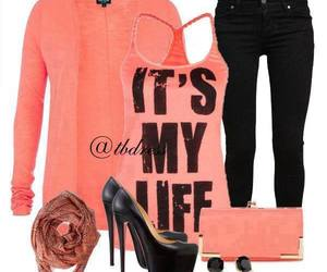 outfit, shoes, and clothes image