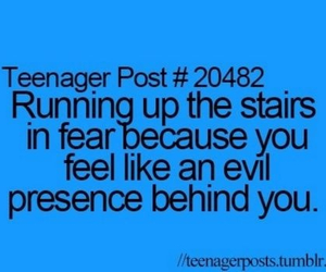teenager post, evil, and funny image