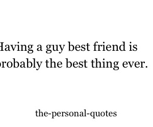 Best, best friend, and guy image