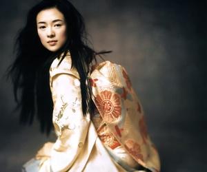 geisha and kimono image