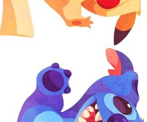 adorable, blue, and headstand image