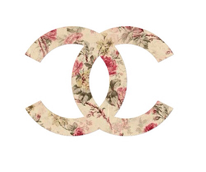 chanel, flowers, and floral image