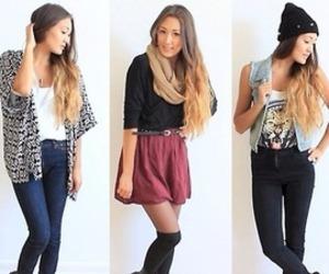 fashion, clothes, and laurdiy image