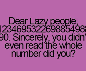 Lazy, funny, and teenager post image
