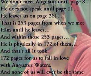 tfios, augustus, and the fault in our stars image
