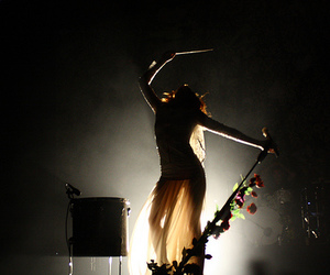 florence welch, live, and music image