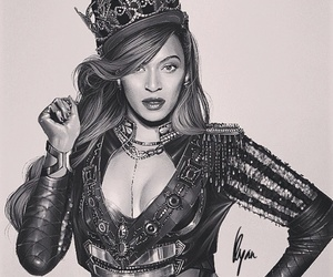 beyoncé and Queen image