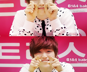 kpop, b1a4, and cute image