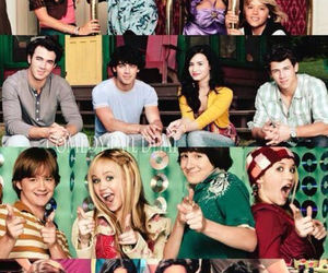 camp rock, demi, and feel image