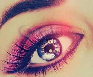 girl, make up, and amazing image