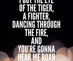 katy perry, music, and roar image