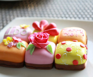 food, cake, and sweets image