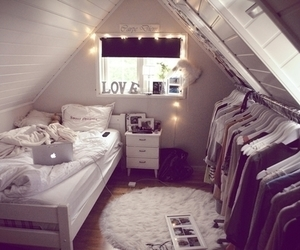 beautiful, bedroom, and room image
