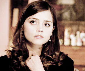doctor who, jenna louise coleman, and clara oswald image