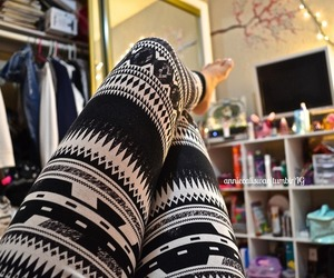 leggings and photography image