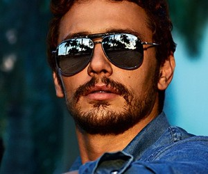 james franco, gucci, and Hot image