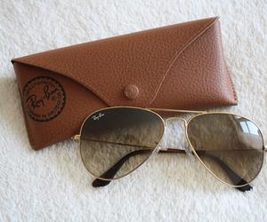 ray ban, summer, and sunglasses image