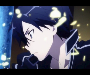 anime, sword art online, and manga image