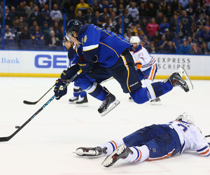 hockey, nhl, and st.louis blues image