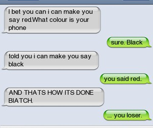 black, funny, and lol image