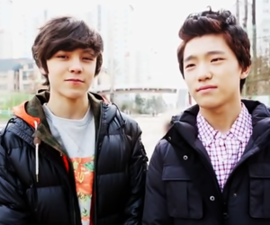 Seventeen, hansol, and soonyoung image