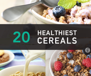 cereal and nutrition image