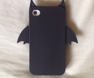 bat, funny, and iphone case image