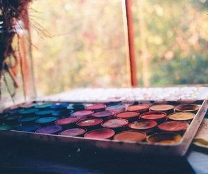 paint, art, and vintage image