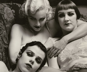 flapper and madonna image