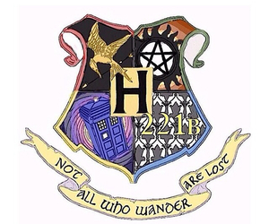 harry potter, supernatural, and doctor who image