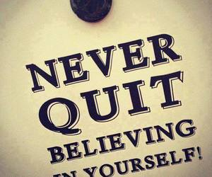 believe, quote, and never image