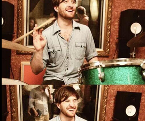 drummer, handsome, and talented image