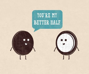 love quotes, oreos, and quotes image