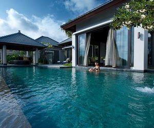 pool., flower pool decoration, and elegant pool shape image