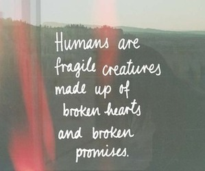 humans, quote, and broken image