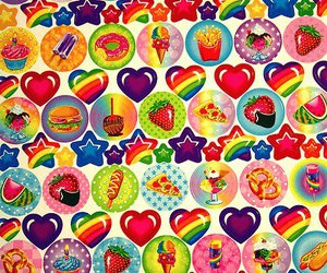 lisa frank and stickers image