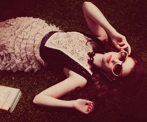 fashion, girl, and emma roberts image