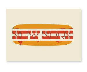 design, hot dog, and lettering image