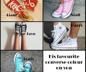 louis tomilson, luv em, and luv them shoes image