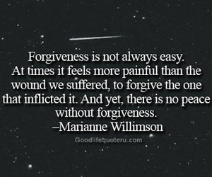 quote and forgiveness image