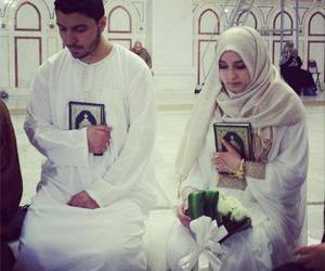 islam, muslim, and marriage image