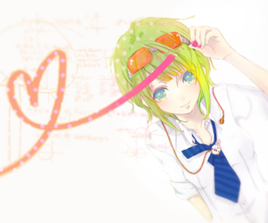 anime, vocaloid, and gumi image