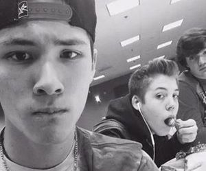 carter reynolds, aaron carpenter, and matthew espinosa image