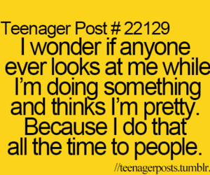 teenager post, pretty, and people image