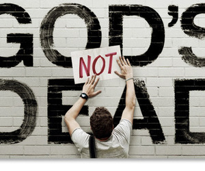 god and god's not dead image