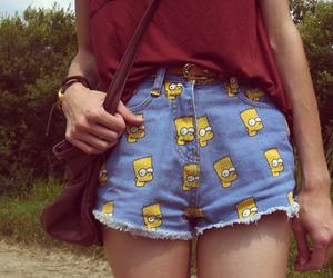 shorts, short, and bart image