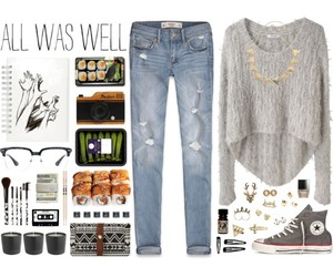 clothing, converse, and fresh image