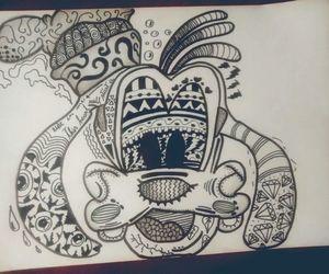 disney, draw, and drugs image