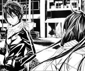 noragami, manga, and yato image